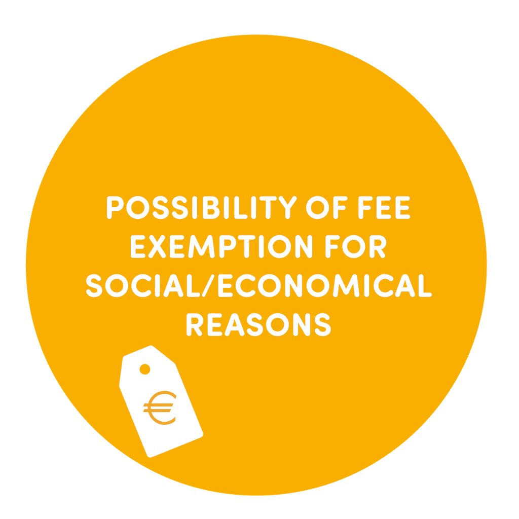 possibility-of-fee-exemption-for-social-economical-reasons