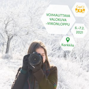 Valokuvausviikonloppu
