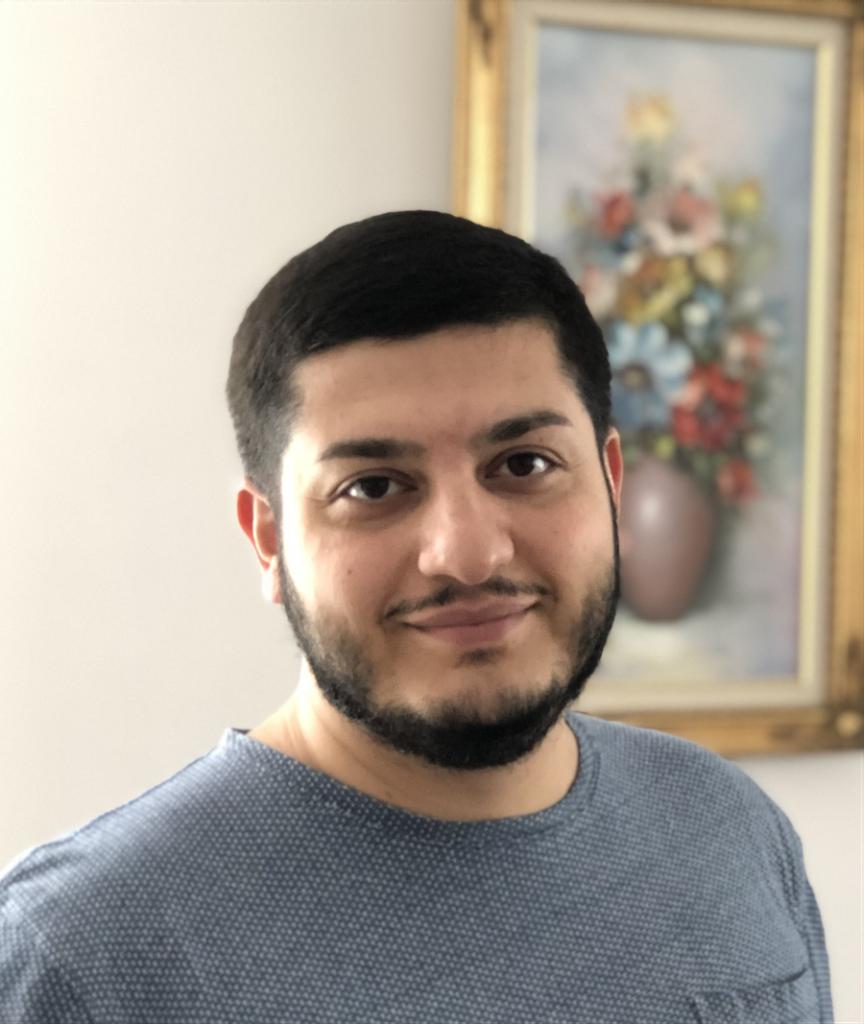 lapci ry:n vuoden 2020 hallituslainen Ali Ghiasi kuvan keskiössä