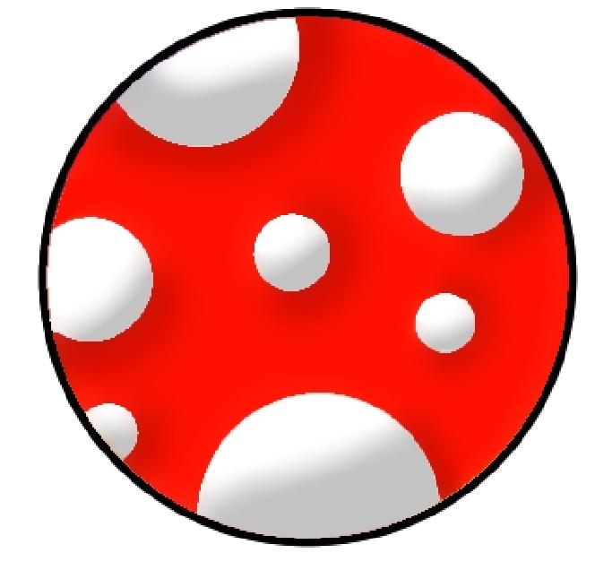 Kärpässienen mallinen kelahattu