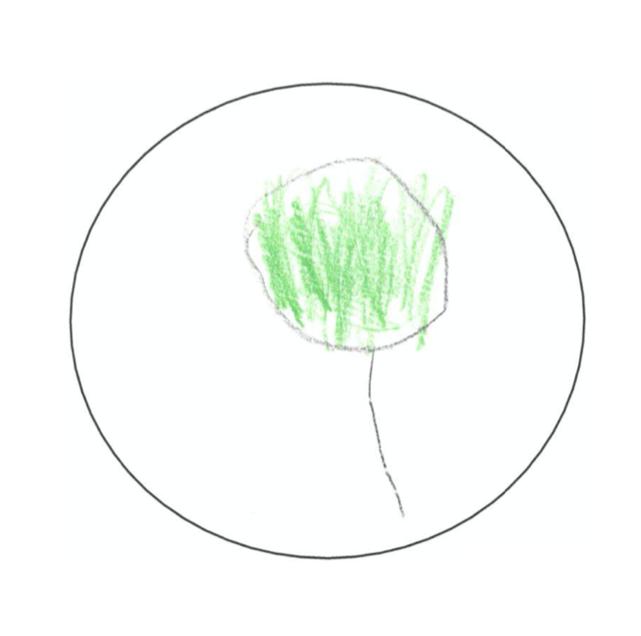 Kelahatussa vihreä tikkari